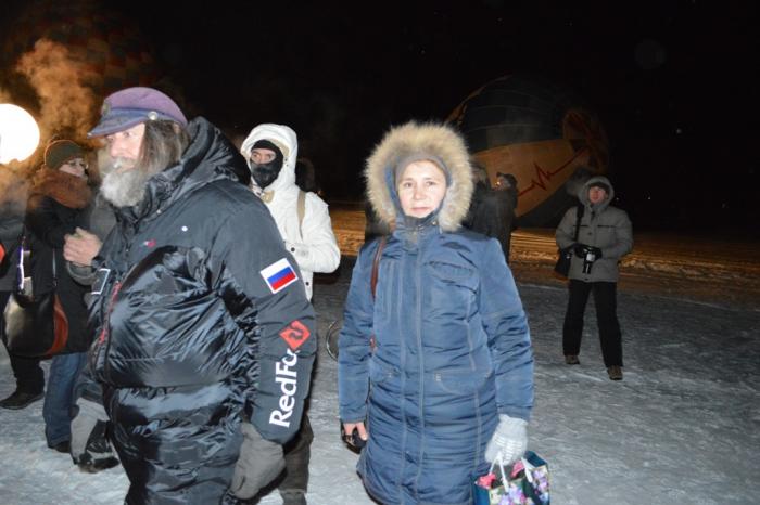 Провожаем Фёдора на новый мировой рекорд